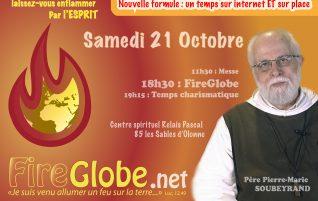 FireGlobe Nouvelle formule du 21 Octobre