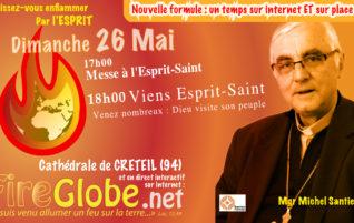 FireGlobe du 26 Mai avec le Père Santier